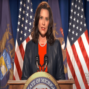 Gov Whitmer declares the entire state of Michigan to be a VACCINE PRISON CAMP obey or stay locked down forever