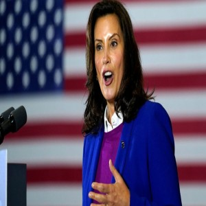 Whitmer threatens Michigan Get vaccinated or stay locked down and masked forever