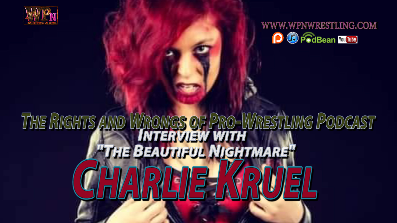 """Interview with """"The Beautiful Nightmare"""" Charlie Kruel"""