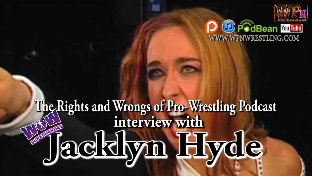 Interview with WOW's Jacklyn Hyde