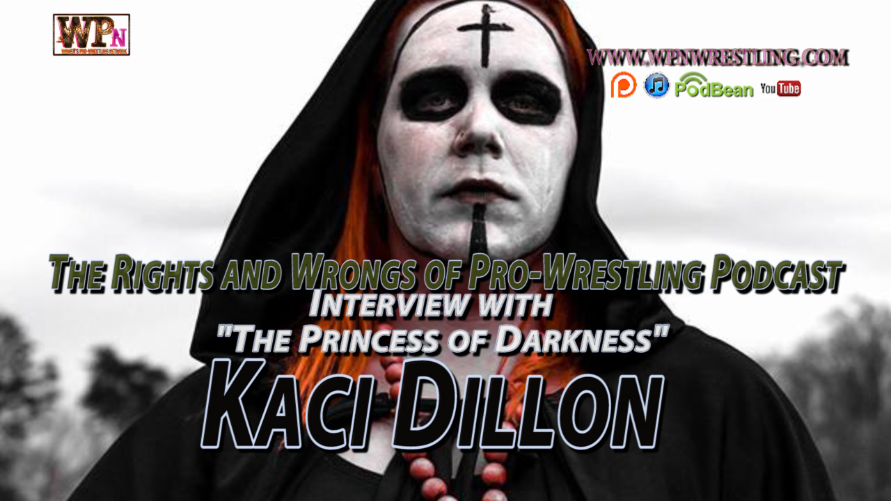 "Interview with ""The Princess Of Darkness"" Kaci Dillon"