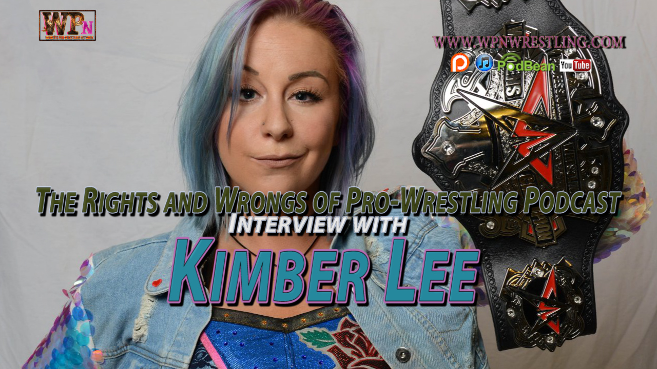 Interview with Kimber Lee (formerly NXT's Abbey Laith)