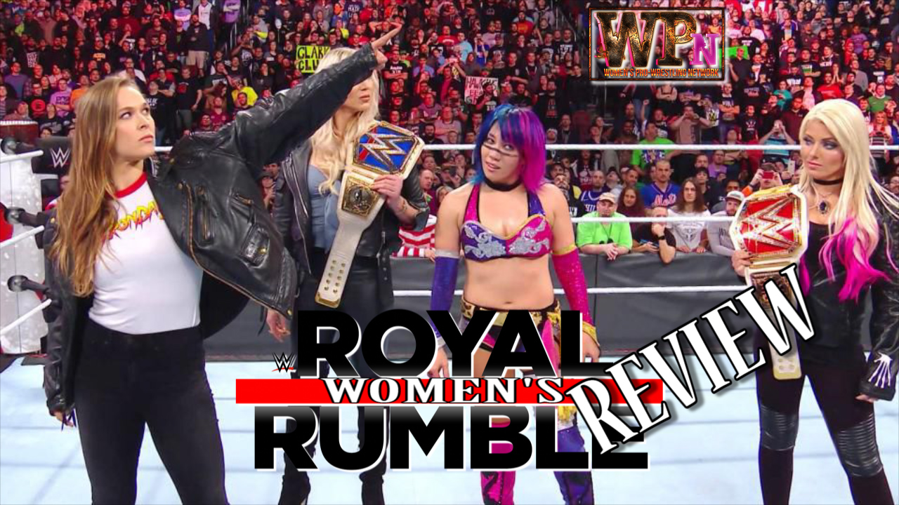 Women's Royal Rumble 2018 Review