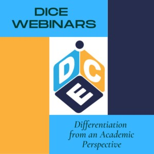 DiCE Webinar - Explaining Differentiation: Concepts and Theories