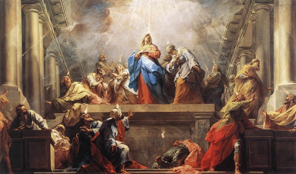 Audio: What is the major miracle of Pentecost?