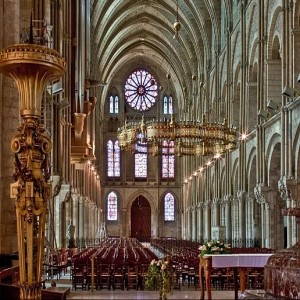 Dennis and PJ Aubrey on PHOTOGRAPHING THE GREAT ROMANESQUE AND GOTHIC CHURCHES!