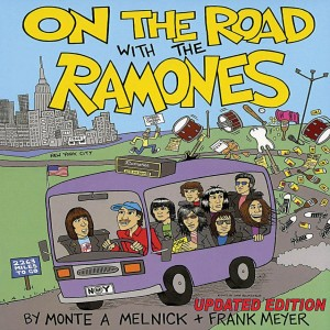 Monte A Melnick on THE LEGACY OF THE RAMONES!