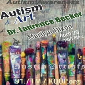 Autism & Art w/ Dr. Laurence A. Becker