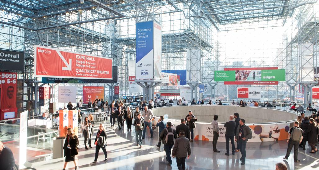 NRF 2019 Round-Up: Interviews on ESLs, HTML5, Interactive Lightboxes And Avatars