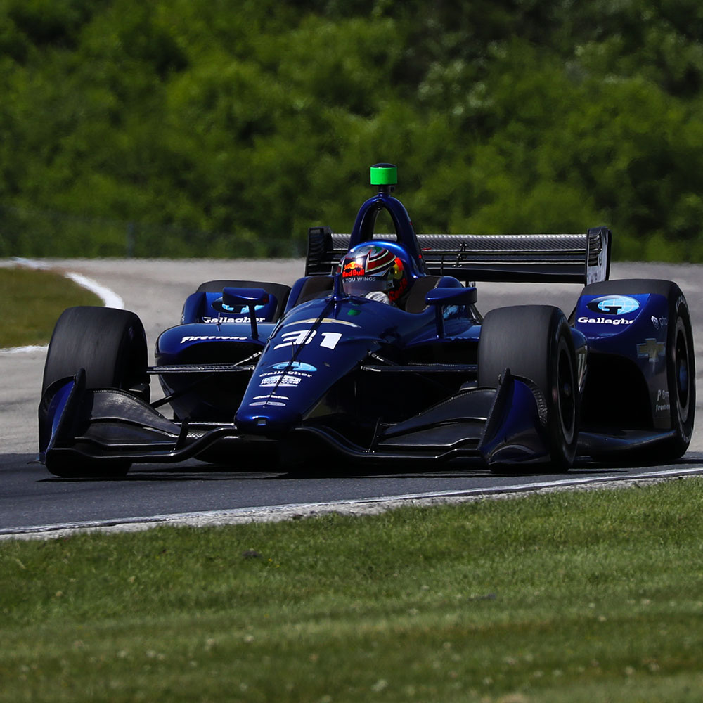 MP 607: The Week In IndyCar, July 4, with Pato O'Ward, Sage Karam, and Hunter McElrea