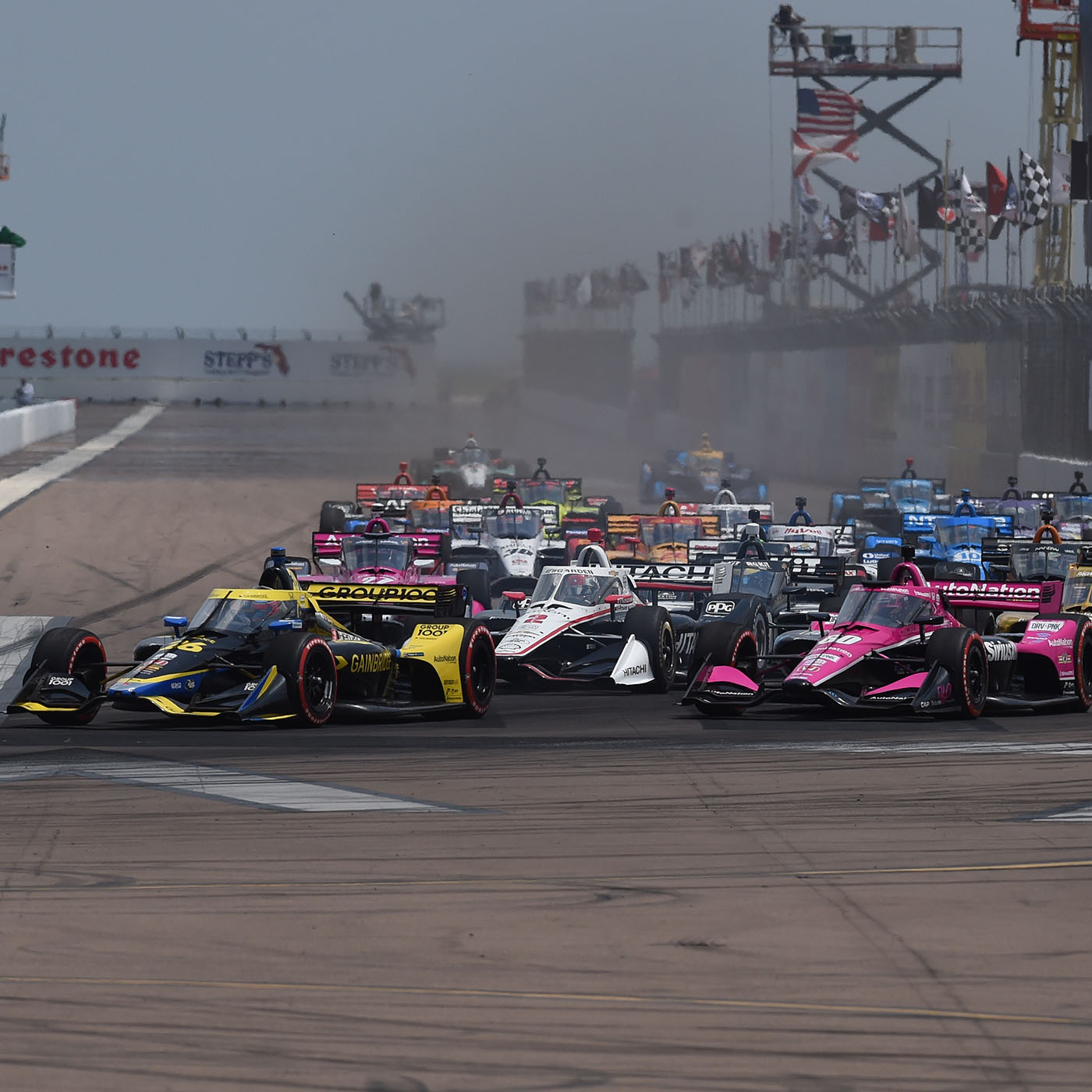 MP 1088: The Week In IndyCar, April 26, Listener Q&A
