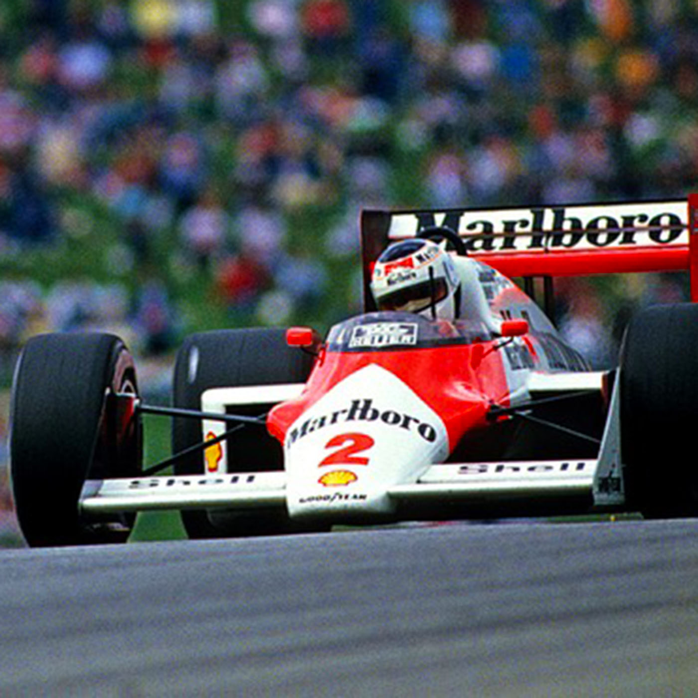 MP 847: Stefan Johansson's Worst F1 Race, Which Includes Hitting a Deer