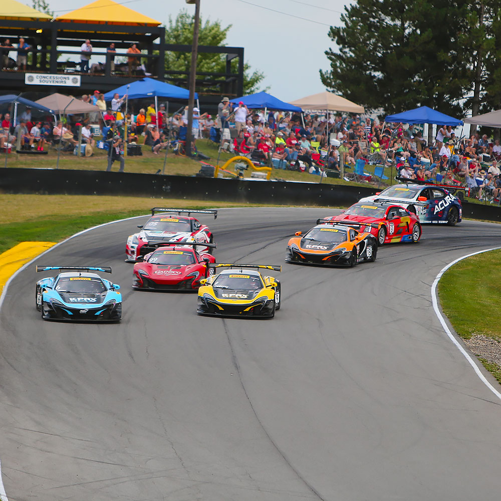 MP 586: The Sounds of World Challenge GT at Mid-Ohio 2016
