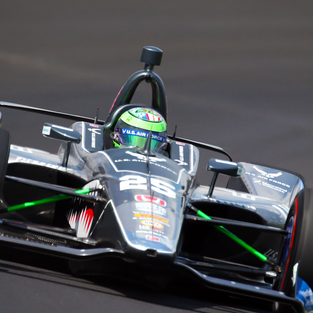 MP 549: The Day At Indy, May 14, with Conor Daly