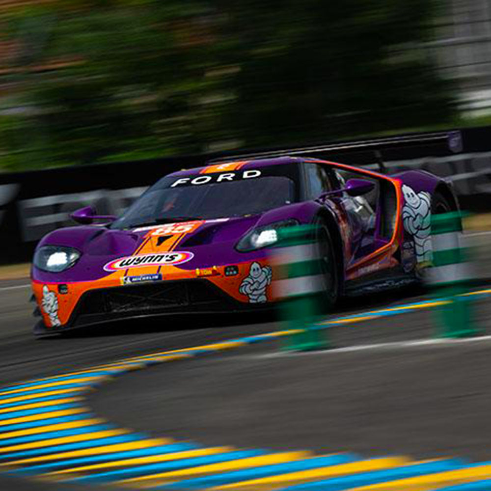 MP 588: The Day At Le Mans, June 10