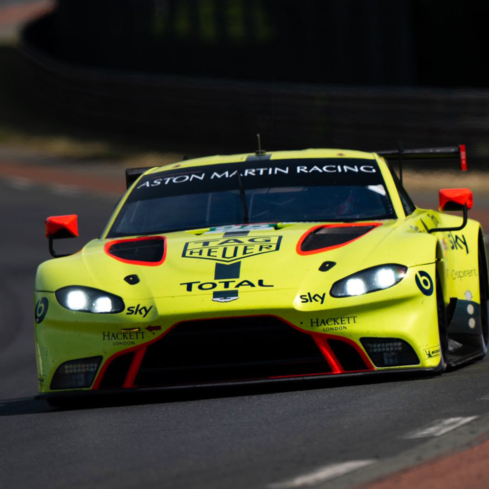 MP 593: The Day At Le Mans, June 12