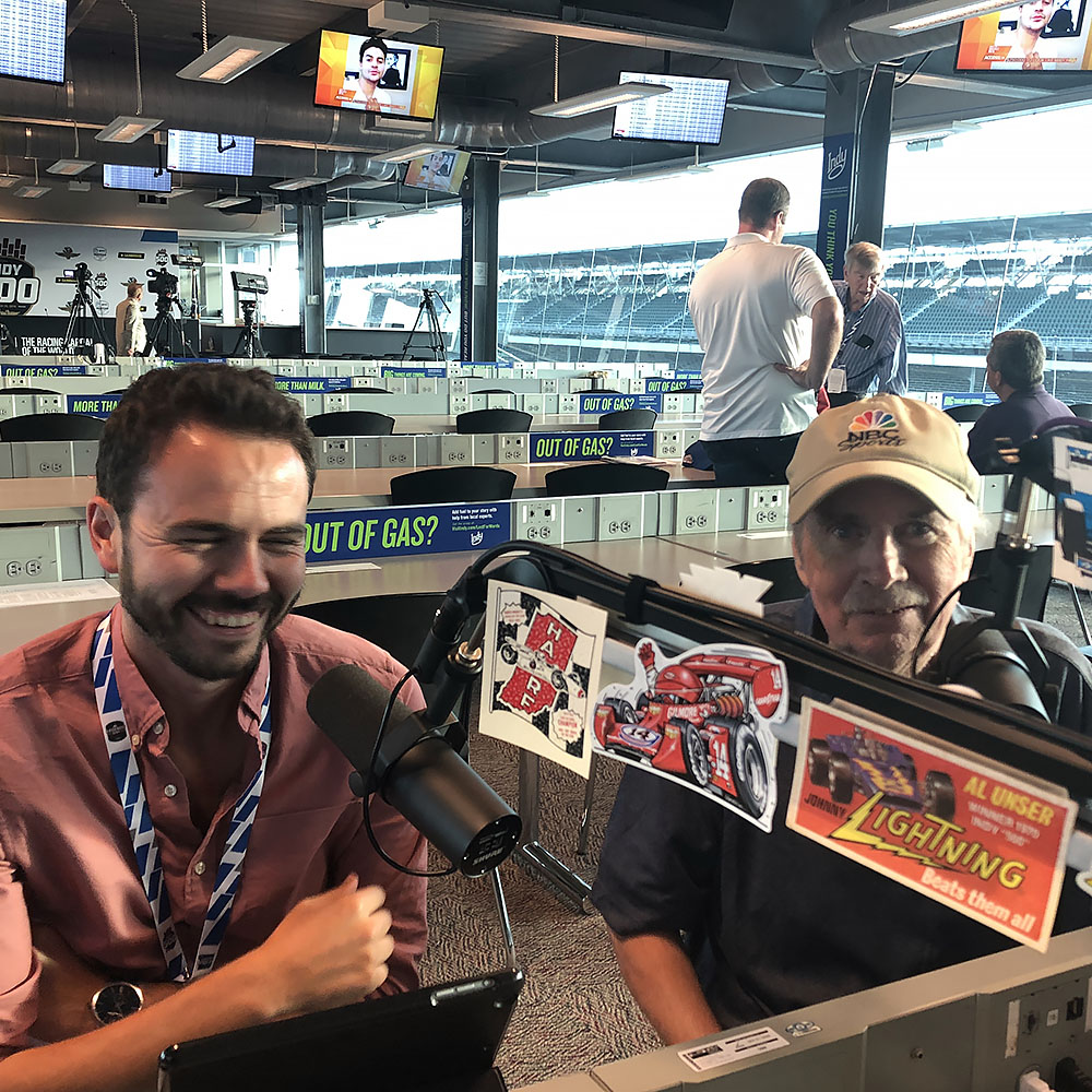 MP 555: The Day At Indy, May 17, with Chris Medland, Robin Miller, Ricardo Juncos, and Anders Krohn