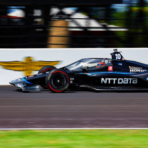 MP 920: The Day At Indy, Aug 19, with Felix Rosenqvist and Marcus Ericsson