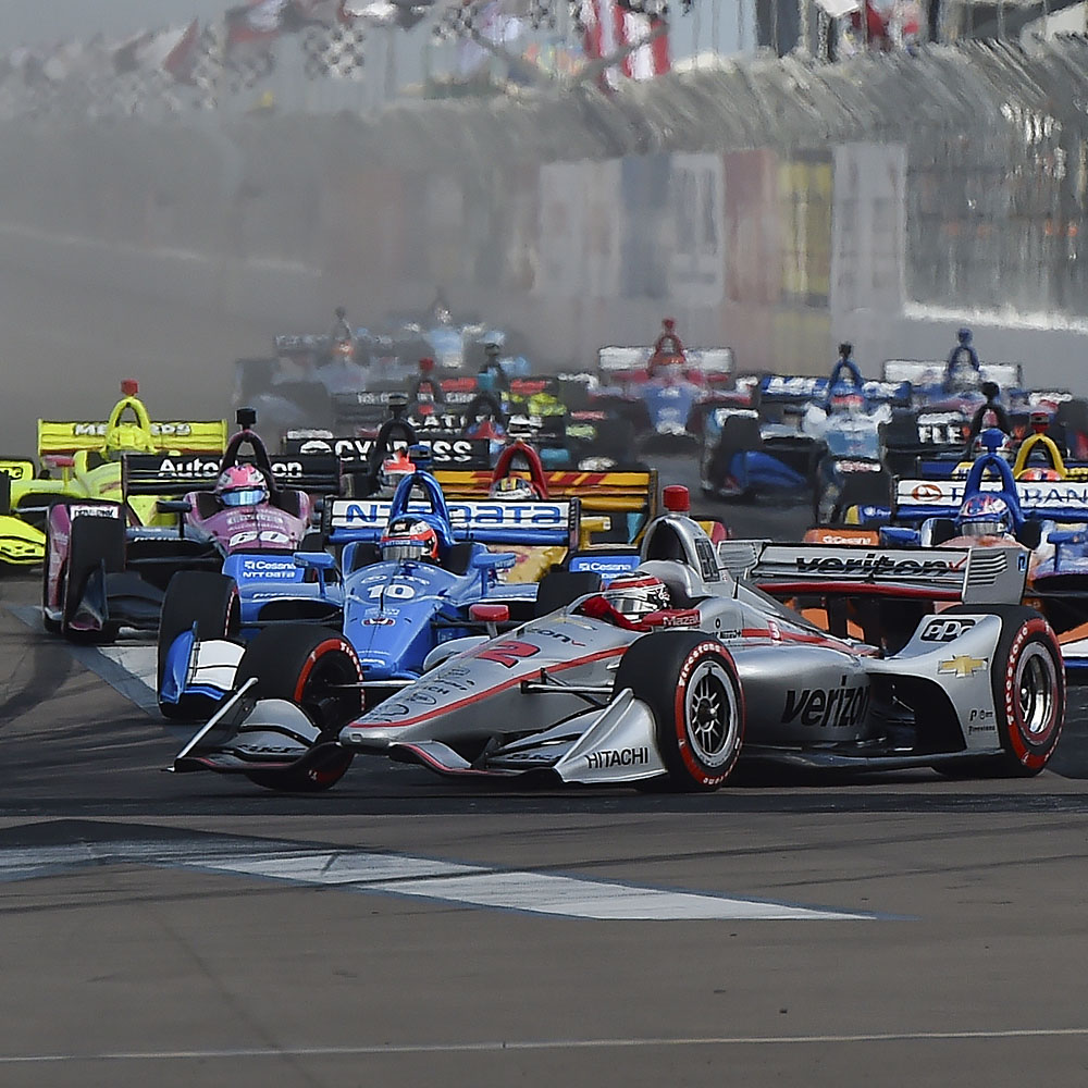 MP 500: The Week In IndyCar, March 12, with Mike Hull, Marcus Ericsson, and Parker Thompson