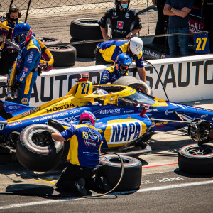 MP 922: The Day At Indy, Aug 21, with Alexander Rossi