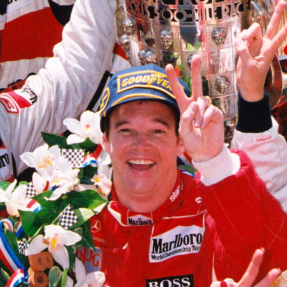 MP 568: How Roger Penske Changed The Indy 500, Ep 11, with Al Unser Jr