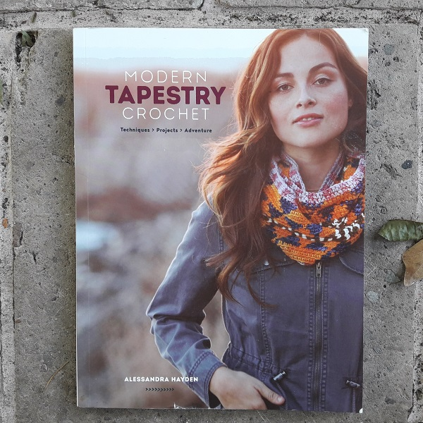 012 Book Review of Modern Tapestry Crochet