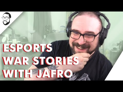Esports War Stories With JaFro (TomJonesWales)