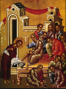 What's a Maundy?  Sermon for Maundy Thursday