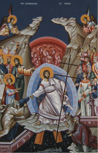 Love is Stronger than Death:  Easter Sermon