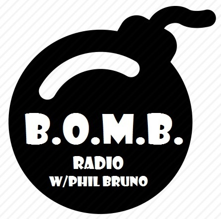 """B.O.M.B Radio with Phil Bruno """"Nowhere to Run, Nowhere to Hide"""""""