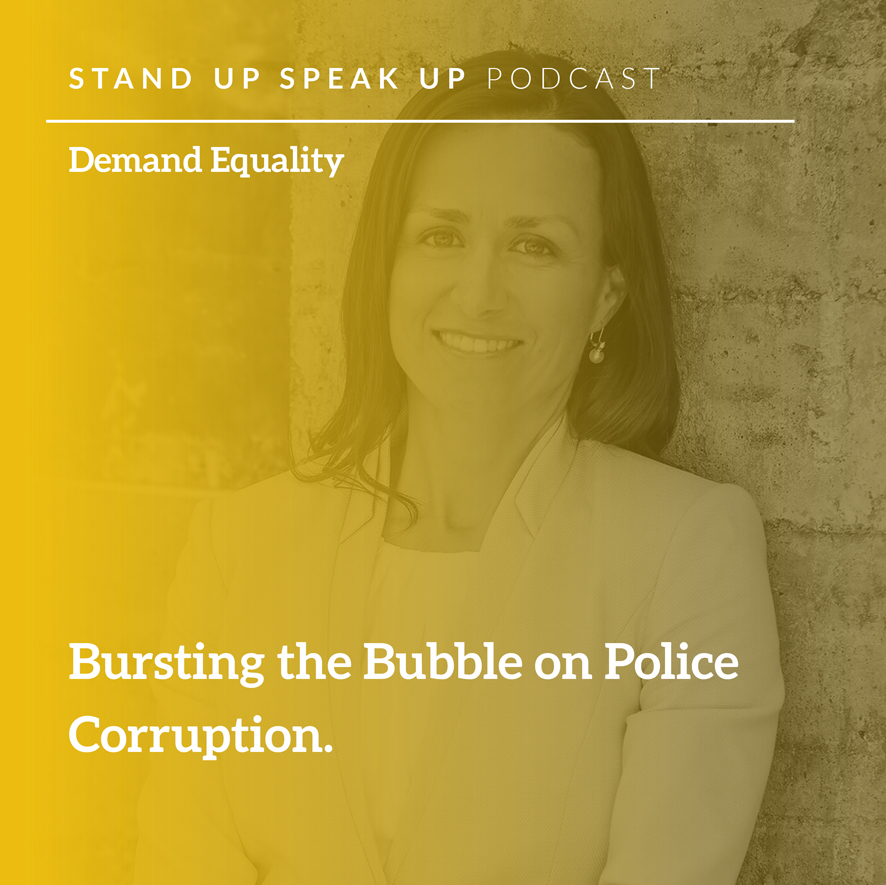 Episode 55:  Bursting the Bubble on Police Corruption.