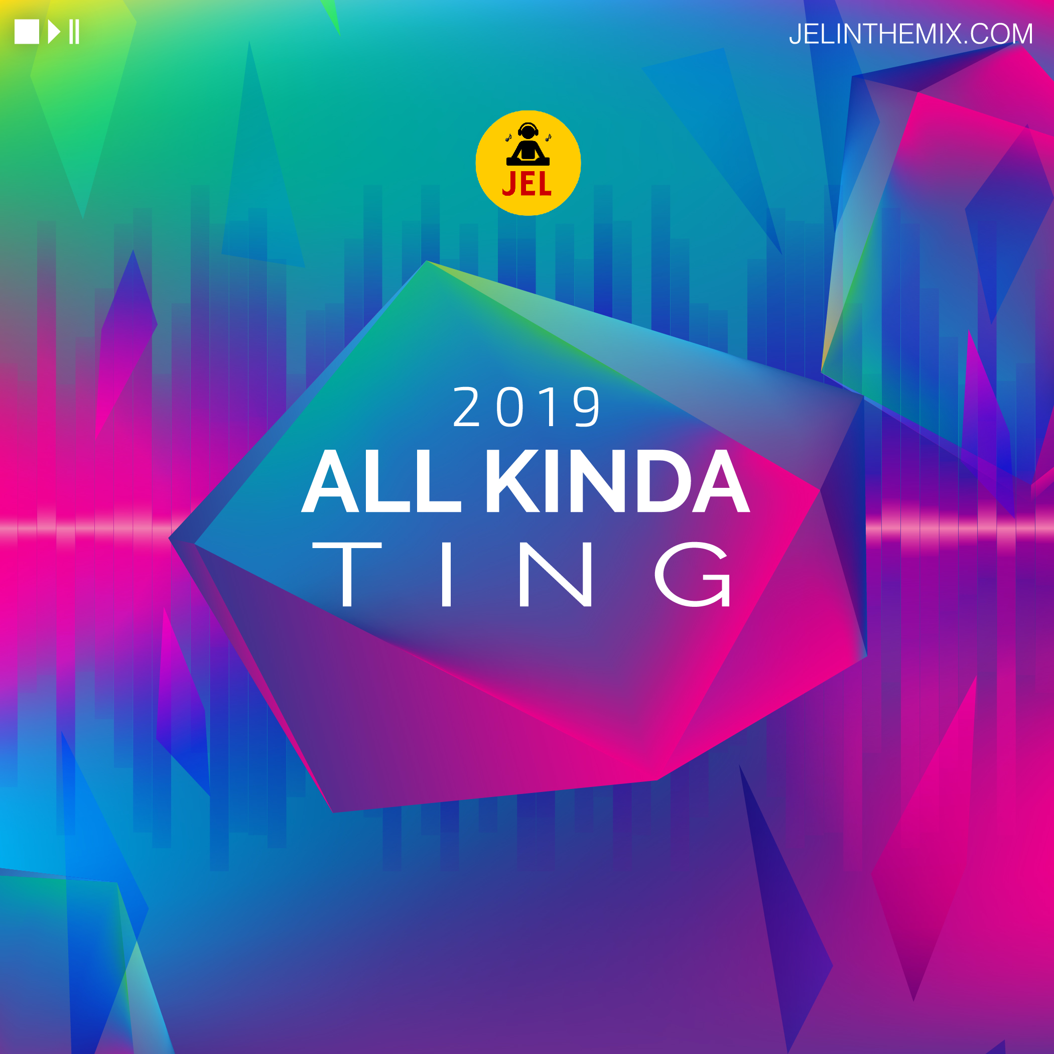 2019 ALL KINDA TING (Multi-genre JEL Birthday Mix)