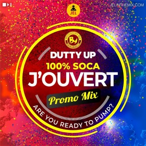 DUTTY UP J'OUVERT PROMO MIX 2021 | Presented by Bacchanalists Mas