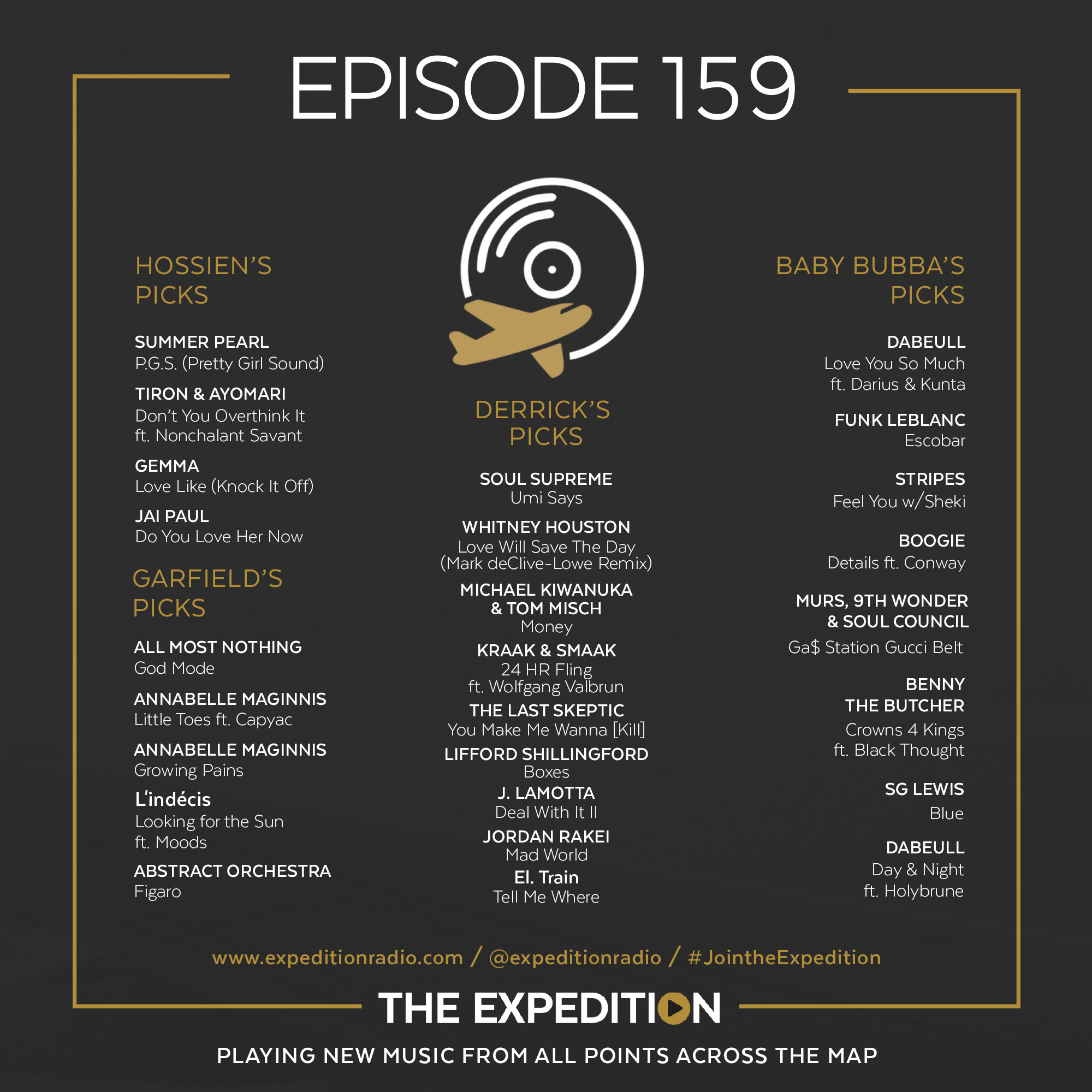The Expedition Radio Show | Podbay