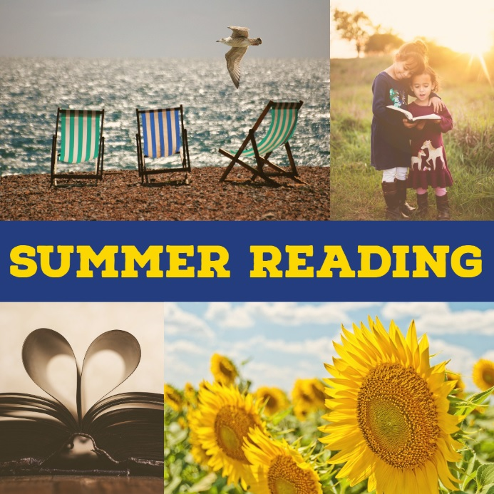 Summer Reading with Rebecca Antill - Episode 58