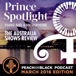 Prince : Piano and A Microphone - The Australia Shows Review
