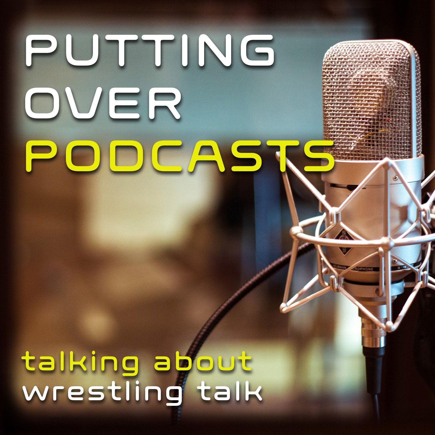 Putting Over Podcasts - Episode 1 - Our Vantage Point's Joe Marotta