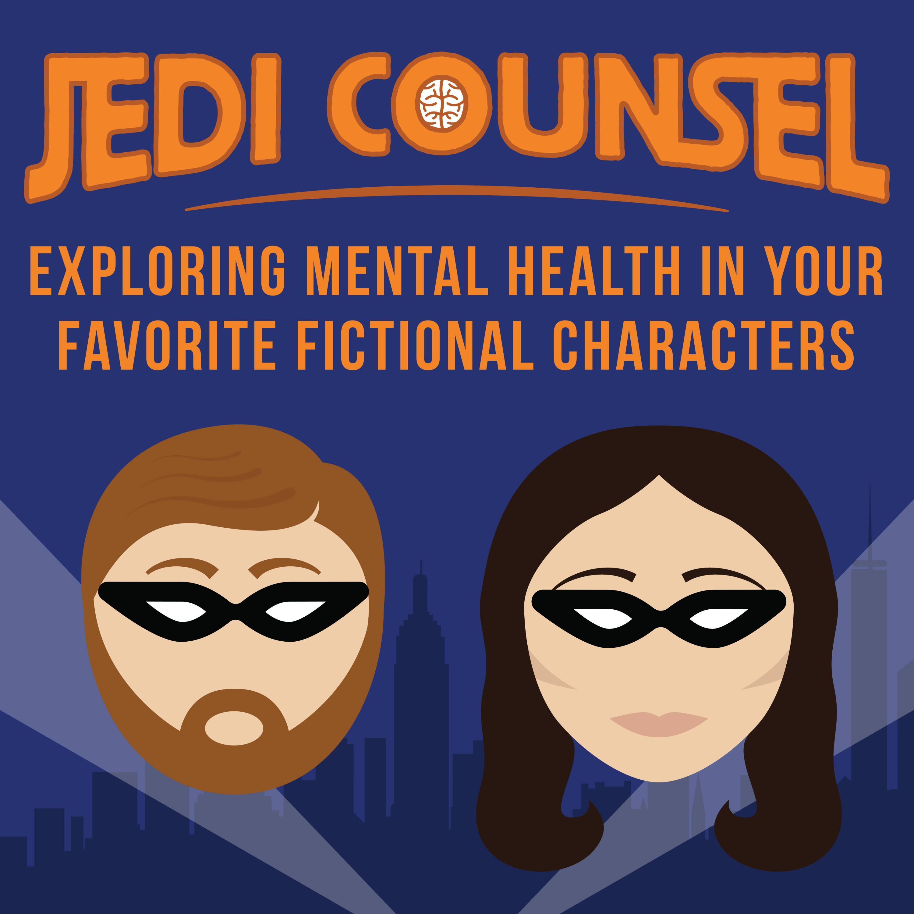 Jedi Counsel Podcast 64 - Stress, Pregnancy, & Wynonna Earp with Dr. Clayton Hilmert