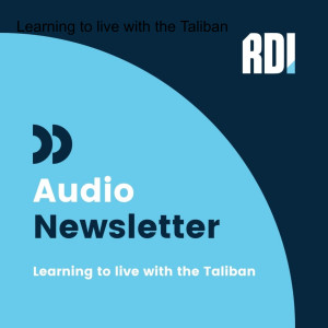 Learning to Live With the Taliban