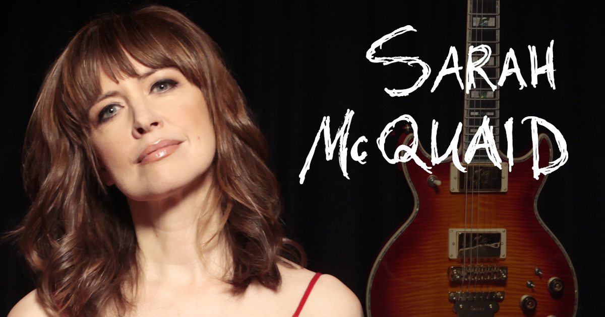 Liberty Music: Sarah McQuaid