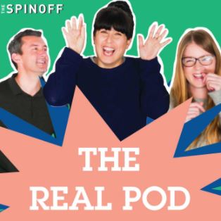 The Real Pod: On a Very Corny Christmas and Jeff's huge Bake Off tune