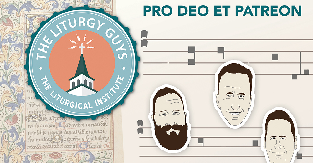 Pro Deo et Patreon | Liturgy Guys Rap