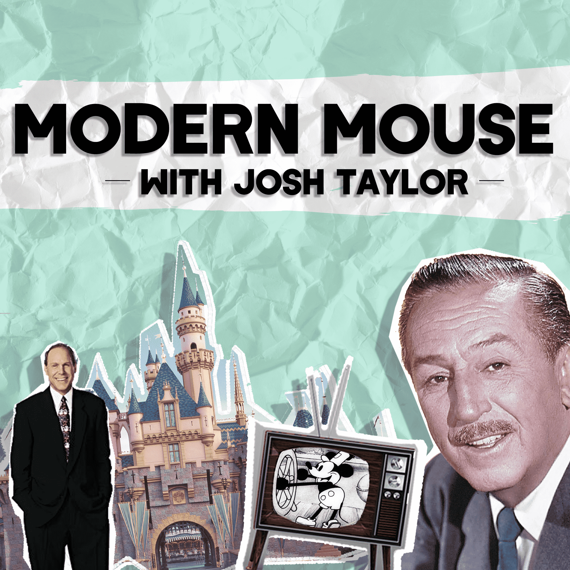 The Mythology of Walt Disney | Modern Mouse Preview