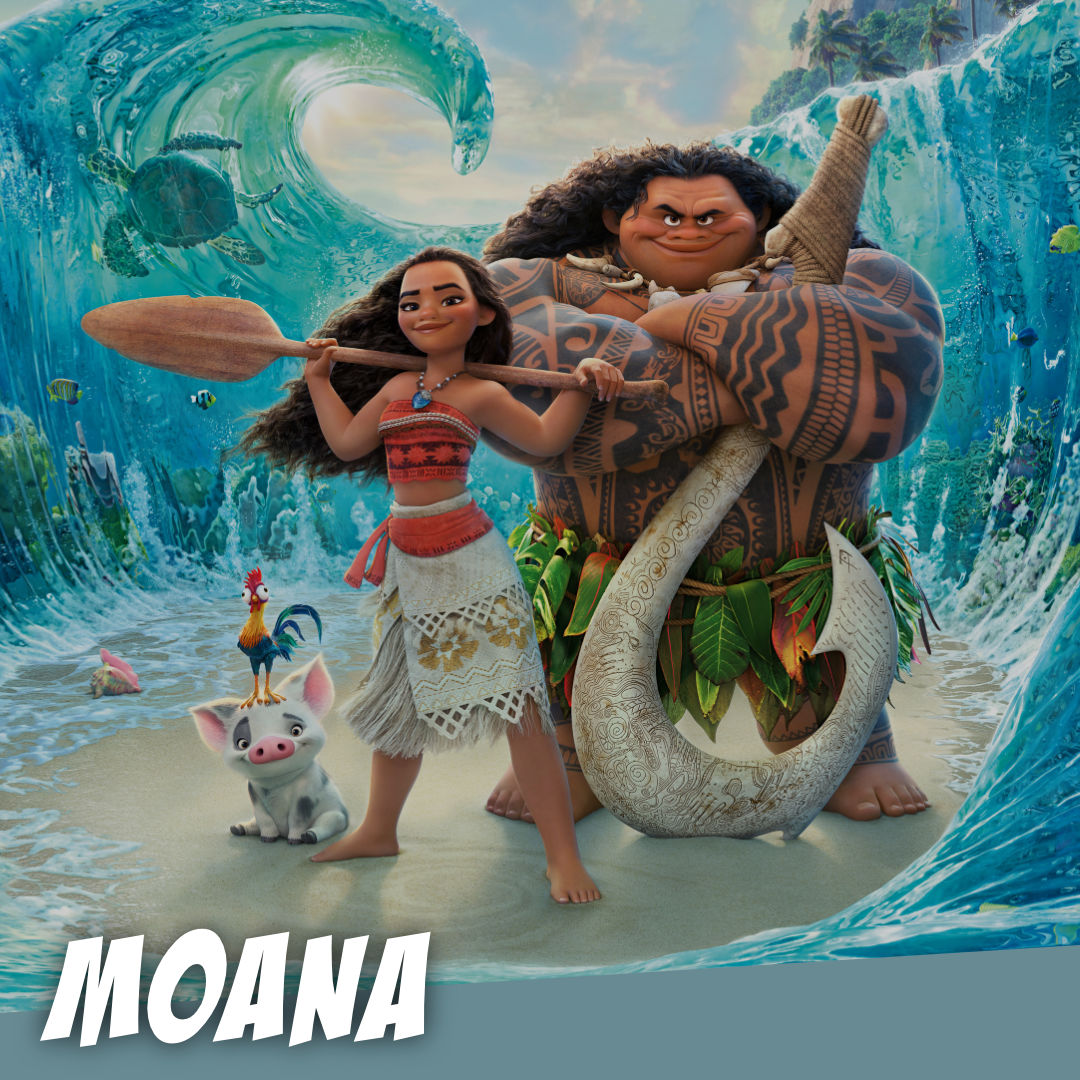 Moana - Spirituality, Culture, and Impact - The Story Geeks Dig Deeper