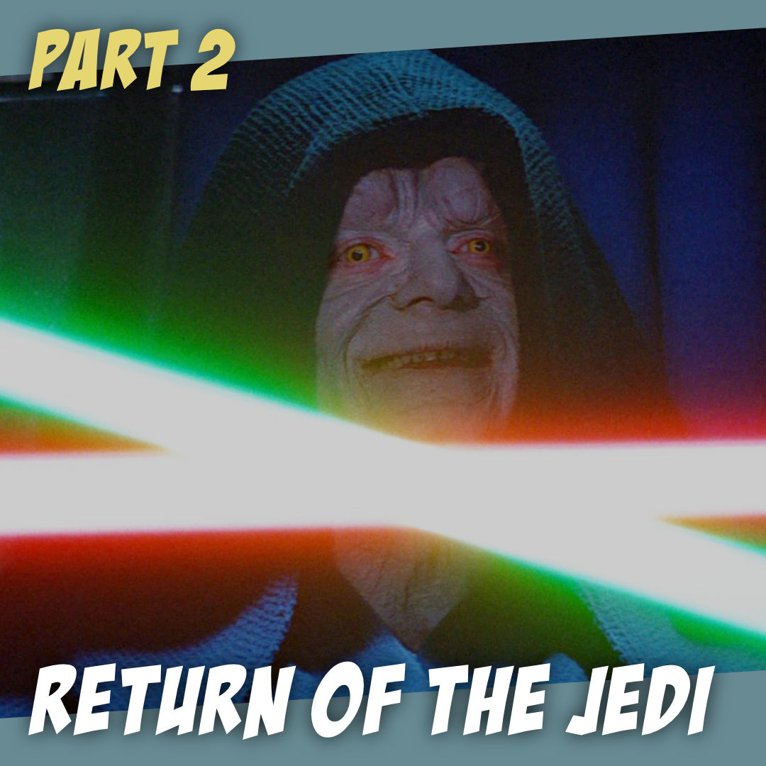 Return of the Jedi (Part 2) - Yoda's an Idiot? - The Story Geeks Dig Deeper