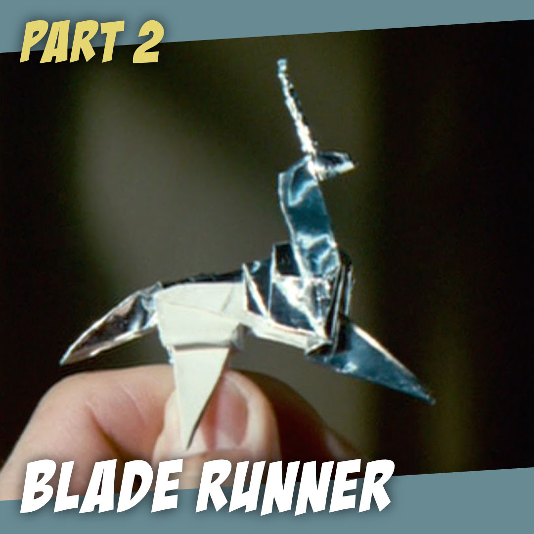 Blade Runner (Part 2) - Gouging Your Maker's Eyes Out - The Story Geeks Dig Deeper