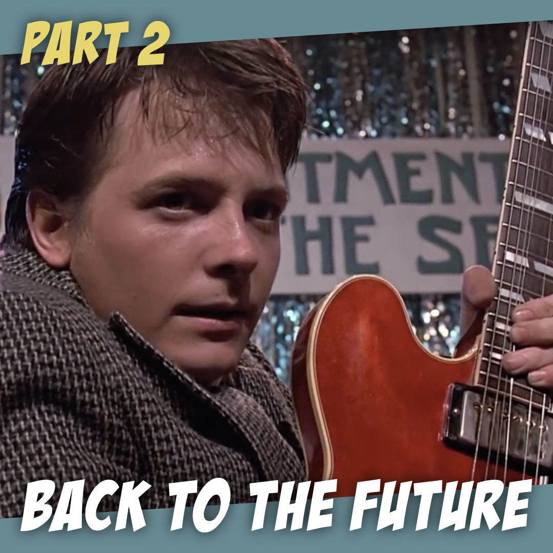 Back to the Future (Part 2) - Bullying and 1985 vs. 1955 - The Story Geeks Dig Deeper