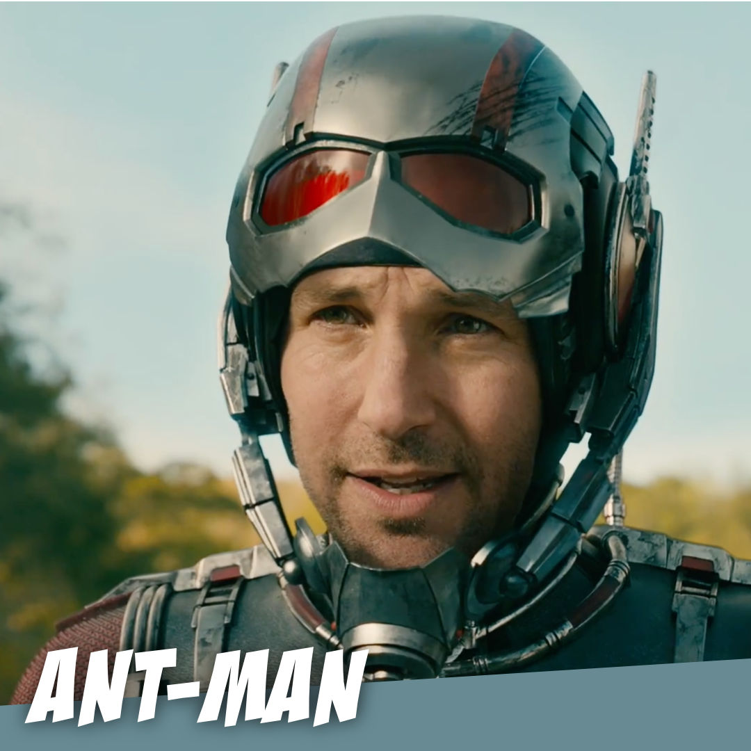 ANT-MAN - Why we root for Scott Lang - The Story Geeks Dig Deeper