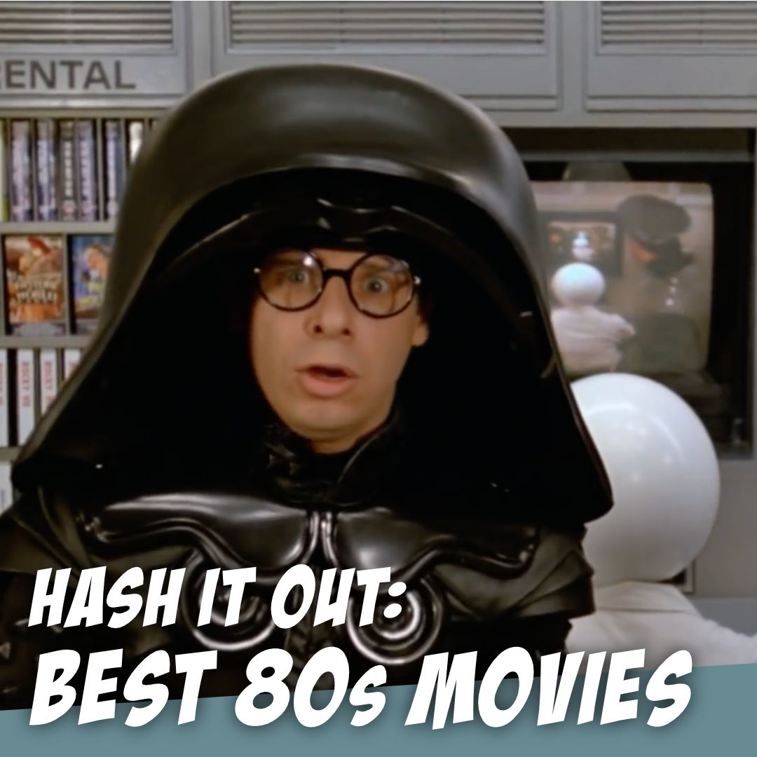 The Top 10 Geek Movies from the 80s - Inspired by Ready Player One - The Story Geeks Hash It Out
