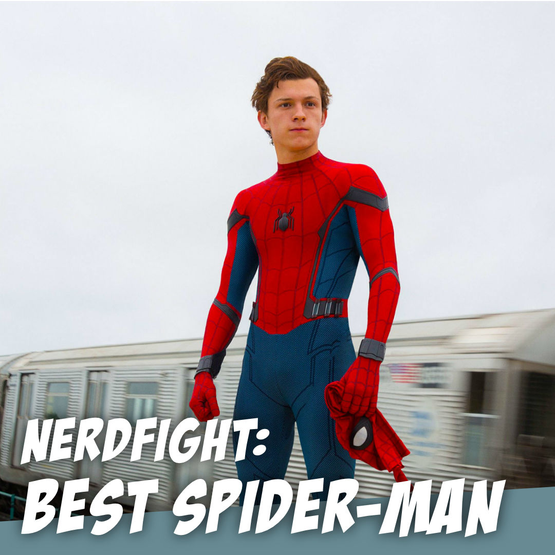 NERDFIGHT! The Best Spider-Man… with Michael Gordon from the ESO Network